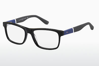 Eyewear Tommy Hilfiger TH 1282 FMV - Black, Blue, White, Grey