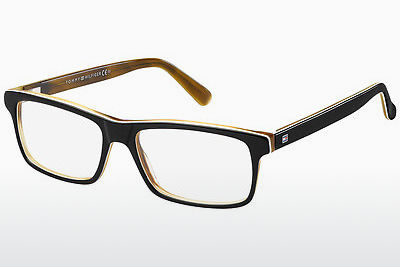 Eyewear Tommy Hilfiger TH 1328 UNO - Black, White, Havanna