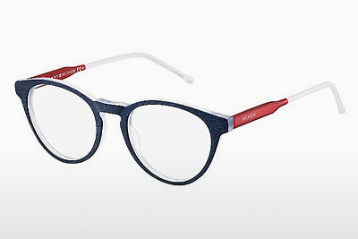 Eyewear Tommy Hilfiger TH 1393 QRE - Blue, Red