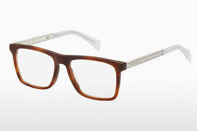 Eyewear Tommy Hilfiger TH 1436 HBN - Yellow, Brown, Havanna