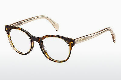 Eyewear Tommy Hilfiger TH 1438 KY1 - Yellow, Brown, Havanna, White
