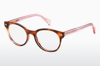 Eyewear Tommy Hilfiger TH 1438 LQ8 - Pink, Brown, Havanna