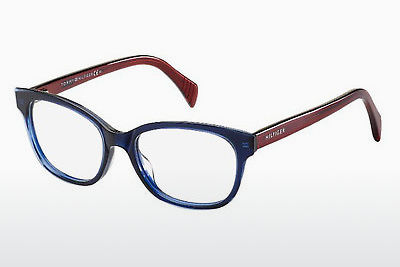 Eyewear Tommy Hilfiger TH 1439 L0J - Blue, Red