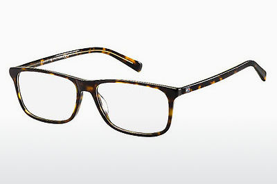 Eyewear Tommy Hilfiger TH 1452 A84 - Yellow, Brown, Havanna