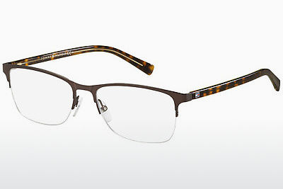 Eyewear Tommy Hilfiger TH 1453 B0Q - Brown, Havanna, Yellow