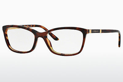 Eyewear Versace VE3186 5077 - Brown, Amber