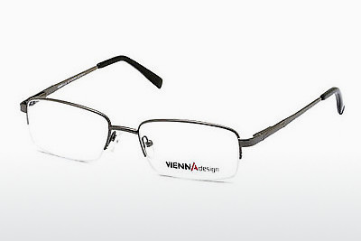 Eyewear Vienna Design UN333 02 - Grey, Gunmetal