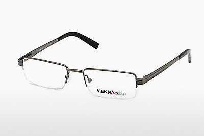 Eyewear Vienna Design UN354 02 - Grey, Gunmetal