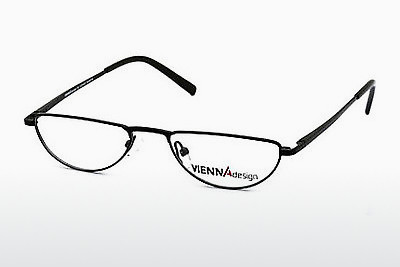 Eyewear Vienna Design UN387 01 - Black