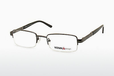 Eyewear Vienna Design UN411 03 - Grey, Gunmetal
