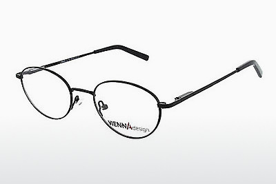 Eyewear Vienna Design UN504 01 - Black