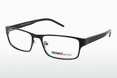 Eyewear Vienna Design UN513 01 - Semi, Black