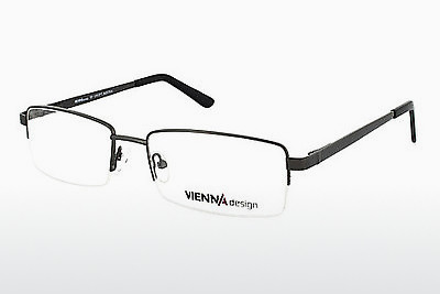 Eyewear Vienna Design UN517 01 - Grey, Gunmetal