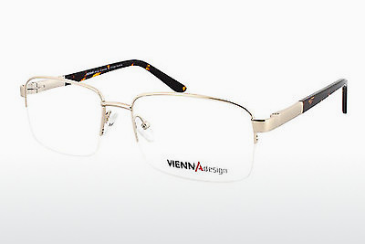 Eyewear Vienna Design UN532 02 - Gold