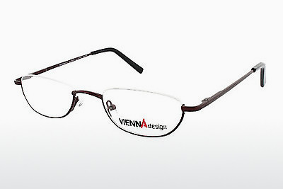 Eyewear Vienna Design UN539 03 - Red