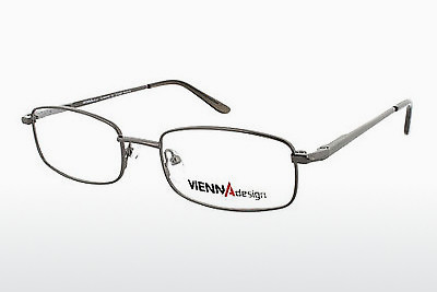 Eyewear Vienna Design UN541 03 - Grey, Gunmetal