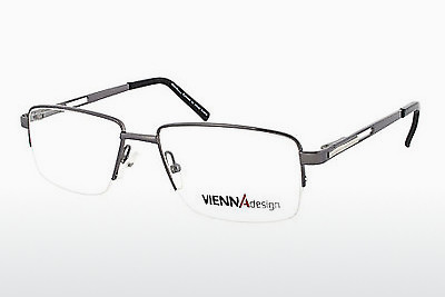 Eyewear Vienna Design UN561 03 - Grey, Gunmetal