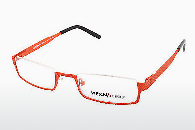 Lunettes design Vienna Design UN564 03 - Orange