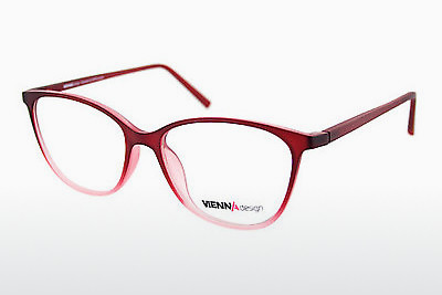 Eyewear Vienna Design UN576 02 - Red
