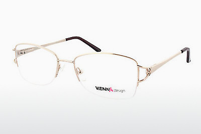 Eyewear Vienna Design UN580 01 - Gold
