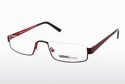 Eyewear Vienna Design UN584 03 - Red