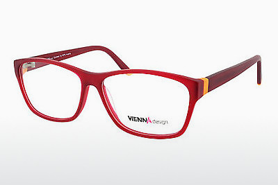 Eyewear Vienna Design UN597 03 - Red