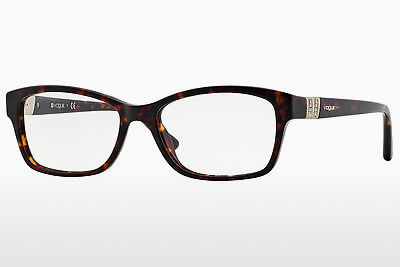 Lunettes design Vogue VO2765B W656 - Brunes, Havanna