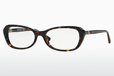 Lunettes design Vogue VO2960B W656 - Brunes, Havanna