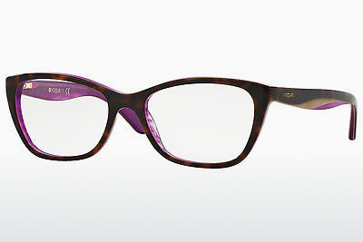 Eyewear Vogue VO2961 2019 - Brown, Havanna
