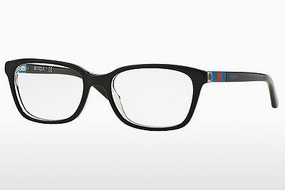 Eyewear Vogue VO2967 W827 - Black, Transparent