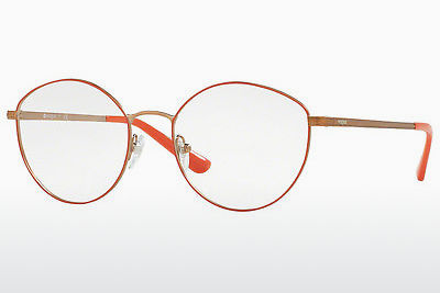 Lunettes design Vogue VO4025 5022 - Rouges, Rose, Or