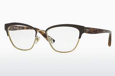 Eyewear Vogue VO4033 997 - Brown, Gold