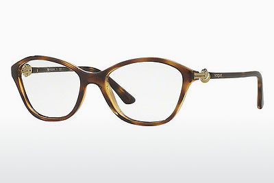Lunettes design Vogue VO5057 W656 - Brunes, Havanna