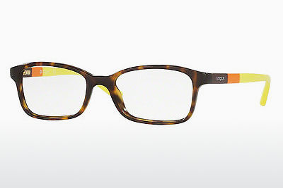 Lunettes design Vogue VO5070 W656 - Brunes, Havanna