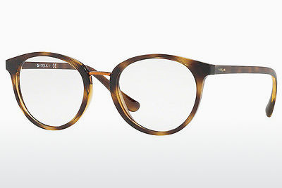 Lunettes design Vogue VO5167 W656 - Brunes, Havanna