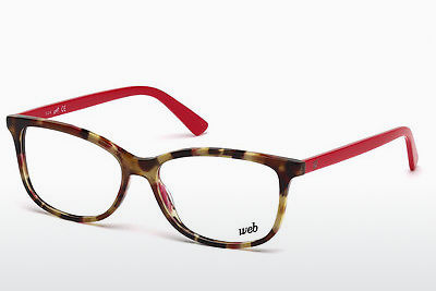Lunettes design Web Eyewear WE5133-N A55 - Multicolores, Brunes, Havanna