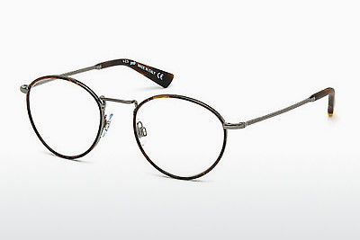 Lunettes design Web Eyewear WE5175 08A - Grises, Shiny