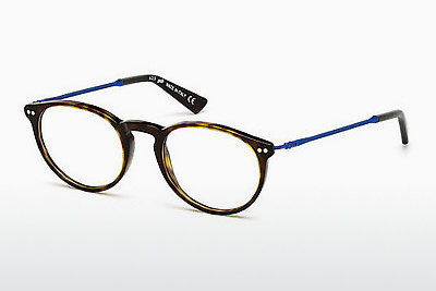 Lunettes design Web Eyewear WE5176 052 - Brunes, Dark, Havana