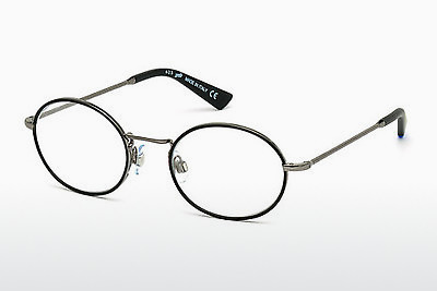 Lunettes design Web Eyewear WE5177 008 - Grises, Shiny