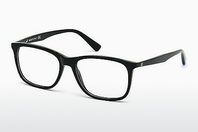 Eyewear Web Eyewear WE5180 001 - Black, Shiny