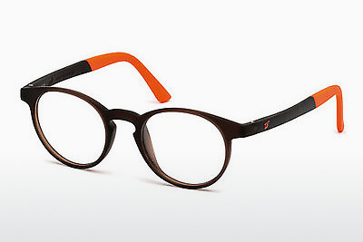 Eyewear Web Eyewear WE5186 049 - Brown, Dark, Matt