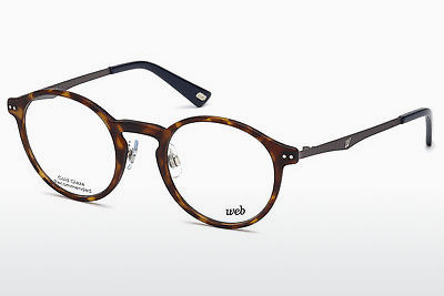 Lunettes design Web Eyewear WE5207 052 - Brunes, Havanna