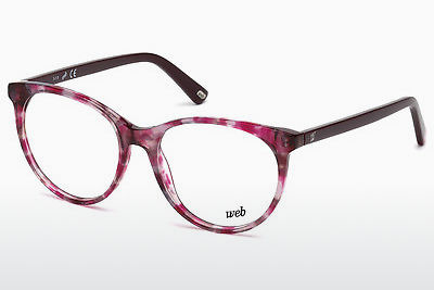 Eyewear Web Eyewear WE5213 054 - Havanna, Red