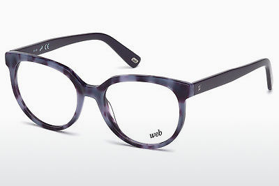 Lunettes design Web Eyewear WE5216 55A - Multicolores, Brunes, Havanna