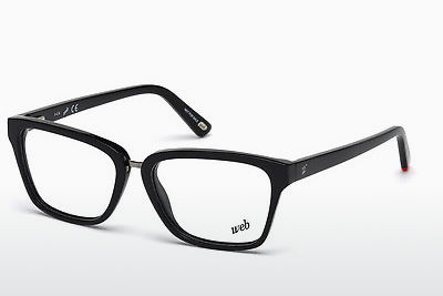 Eyewear Web Eyewear WE5229 001 - Black, Shiny