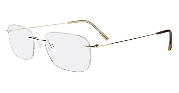 Calvin Klein CK536 041 LIGHT GOLD