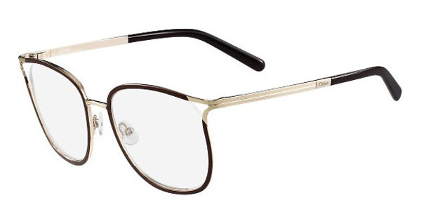 Chloé CE2127 743 GOLD-BROWN
