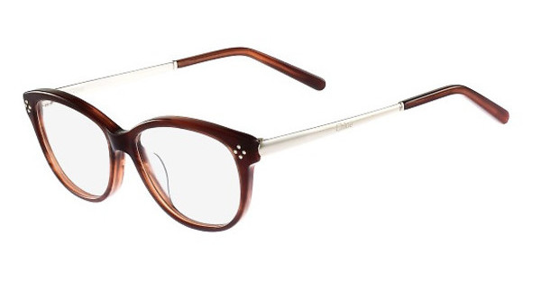 Chloé CE2631 282 STRIPED BROWN