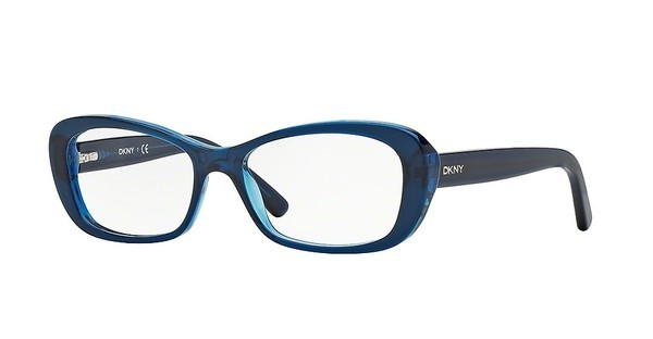 DKNY DY4654 3646 BLUE/TRANSPARENT BLUE
