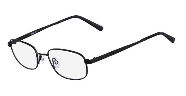 Flexon   CLARK 600 001 BLACK CHROME